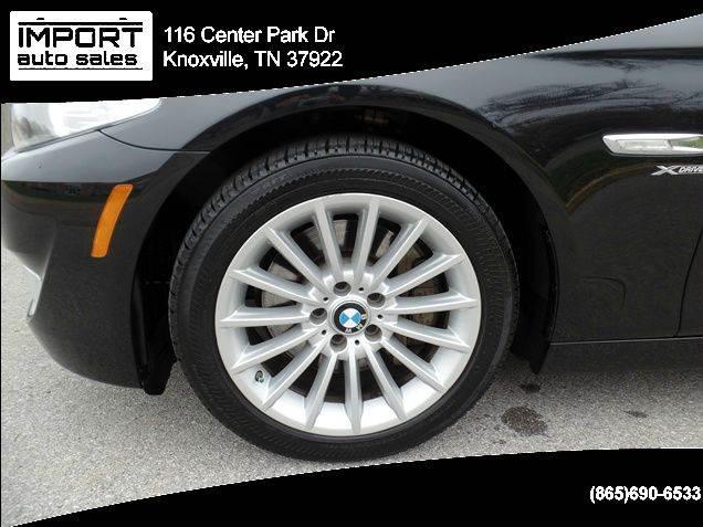 2012 BMW 5 Series AWD 535i xDrive 4dr Sedan - Knoxville TN