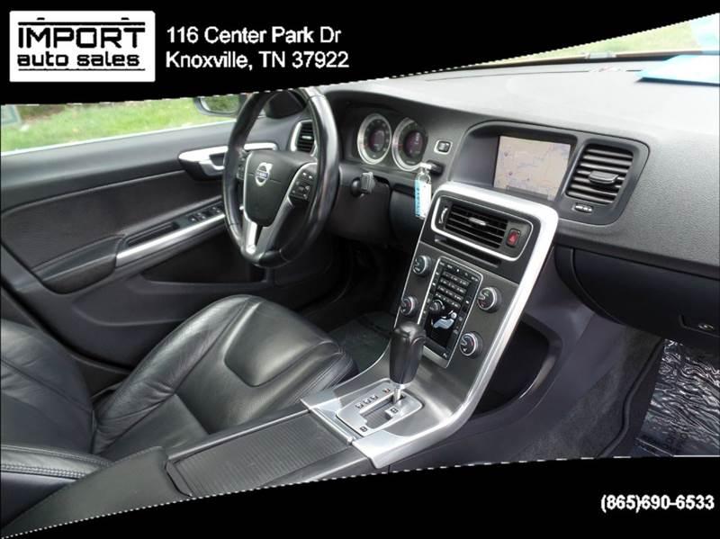 2012 Volvo S60 T5 4dr Sedan - Knoxville TN