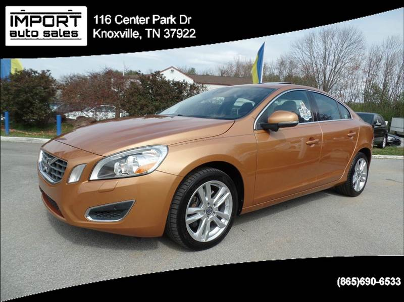 2012 Volvo S60 T5 4dr Sedan - Knoxville TN