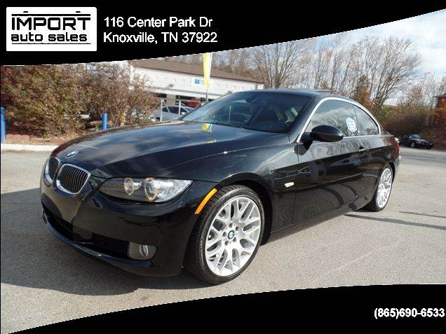 2007 BMW 3 Series 328i 2dr Coupe - Knoxville TN