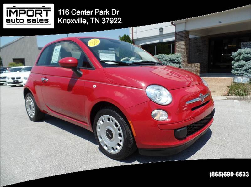 2014 FIAT 500 Pop 2dr Hatchback - Knoxville TN