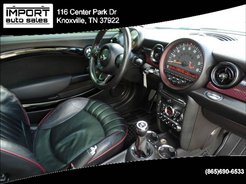 2012 MINI Cooper Clubman S 3dr Wagon - Knoxville TN
