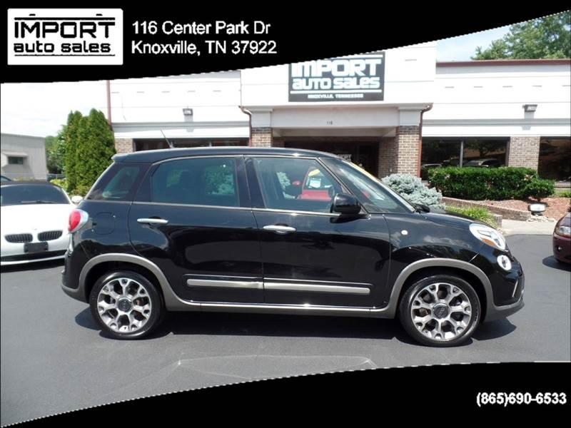 2014 FIAT 500L Trekking 4dr Hatchback - Knoxville TN