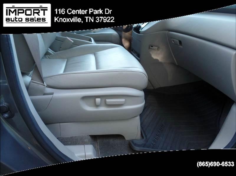 2011 Honda Odyssey EX-L 4dr Mini-Van - Knoxville TN