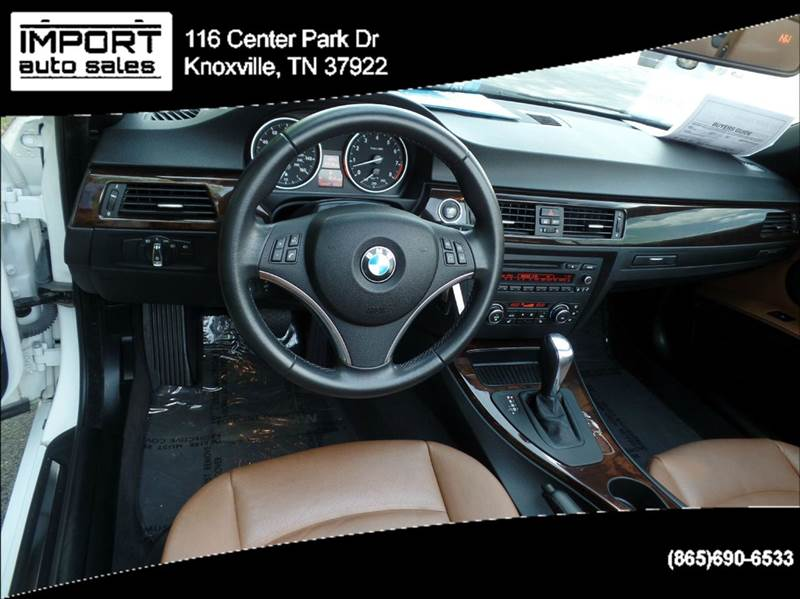 2011 BMW 3 Series 328i 2dr Convertible - Knoxville TN
