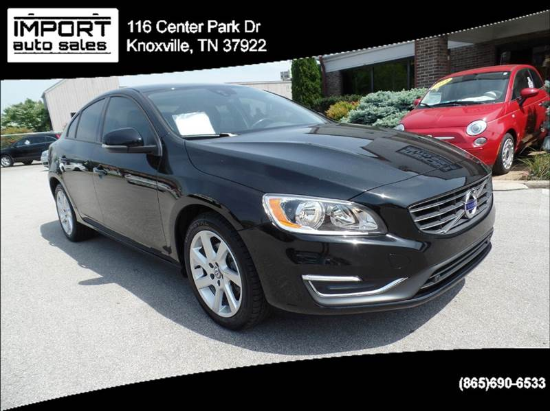 2015 Volvo S60 T5 Drive-E 4dr Sedan (midyear release) - Knoxville TN
