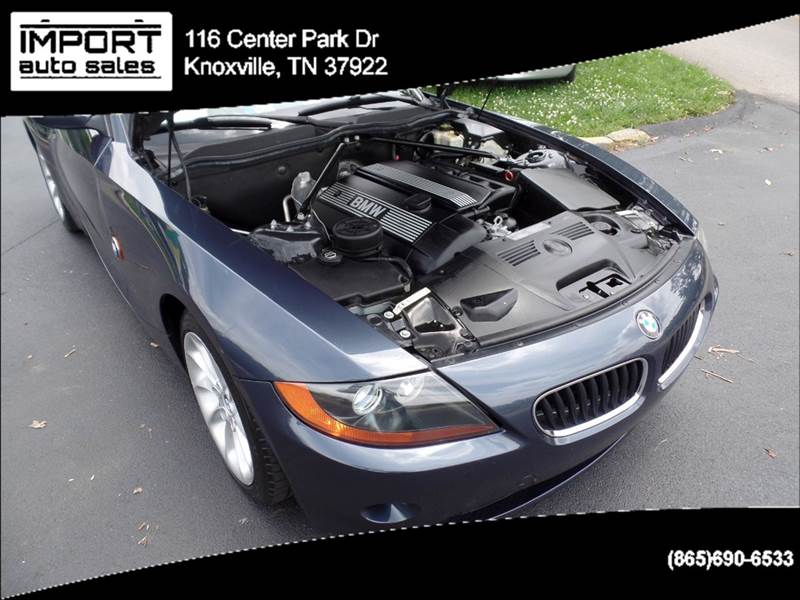 2004 BMW Z4 2.5i 2dr Roadster - Knoxville TN
