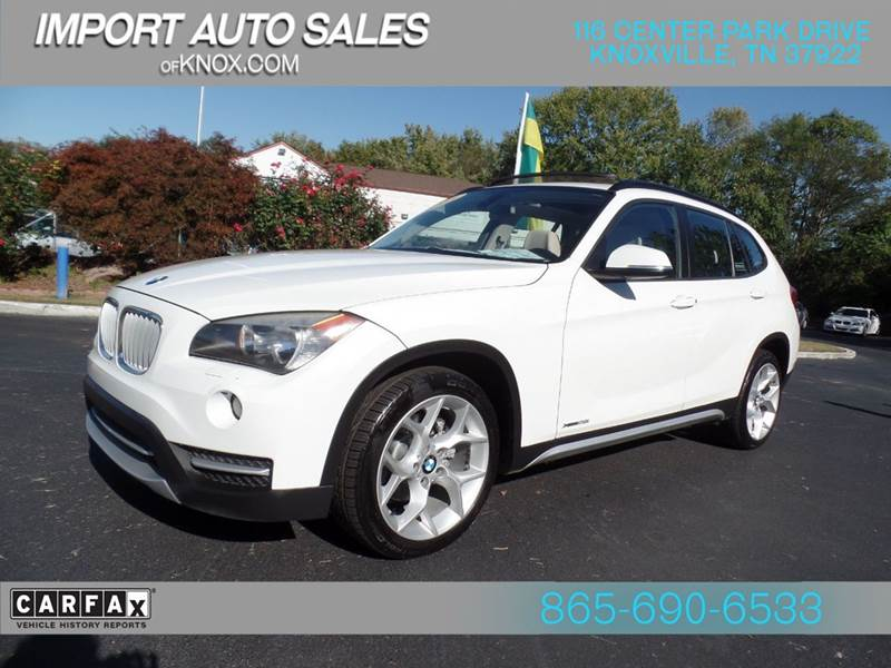 2013 BMW X1 AWD xDrive28i 4dr SUV - Knoxville TN
