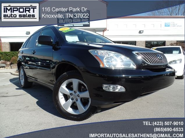Used 2007 Lexus RX 350 Base in Knoxville TN at Import Auto