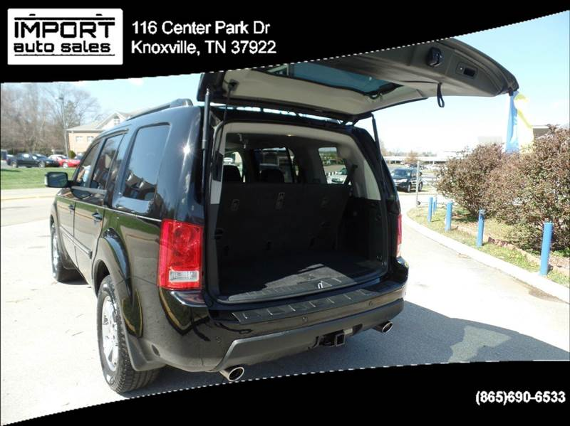 2011 Honda Pilot Touring 4dr SUV - Knoxville TN