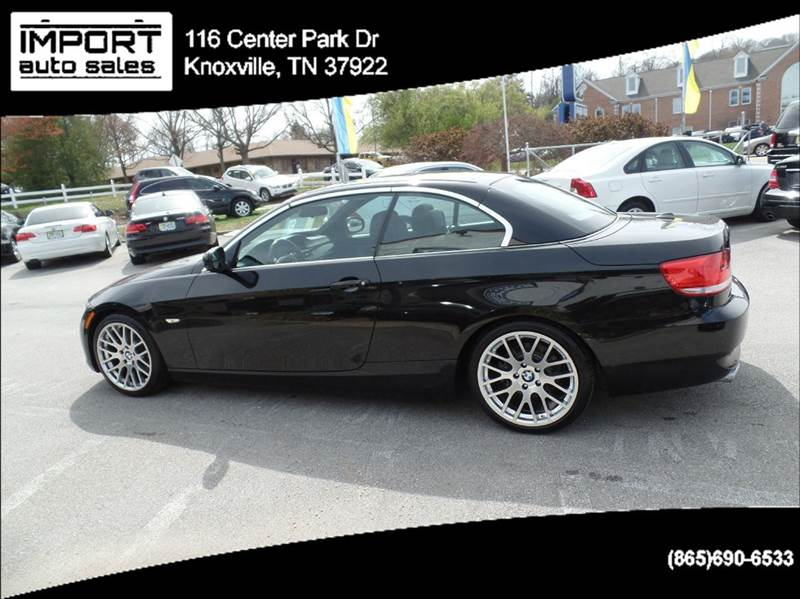 2010 BMW 3 Series 328i 2dr Convertible - Knoxville TN