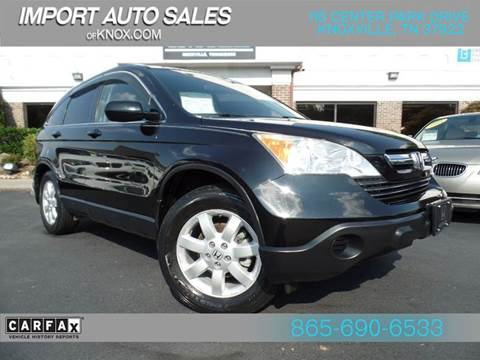 2008 Honda CR-V for sale in Knoxville, TN