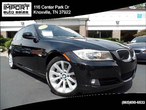 2011 BMW 3 Series for sale in Knoxville, TN