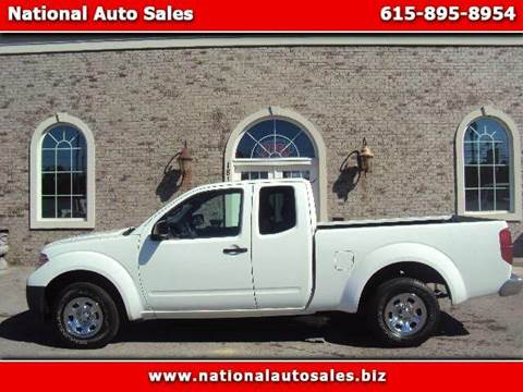 2015 Nissan Frontier for sale in Murfreesboro, TN
