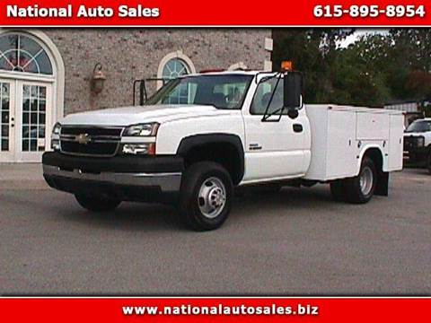 2006 Chevrolet Silverado 3500HD CC for sale in Murfreesboro, TN