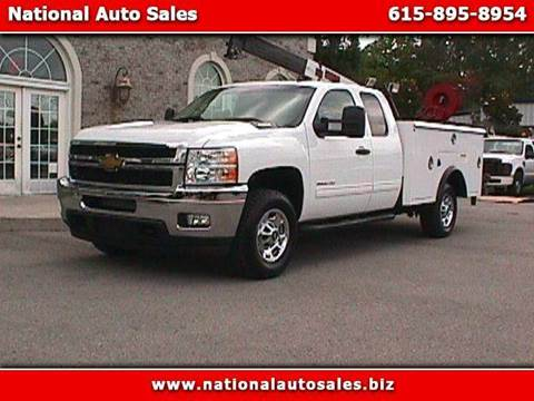 2011 Chevrolet Silverado 3500HD for sale in Murfreesboro, TN