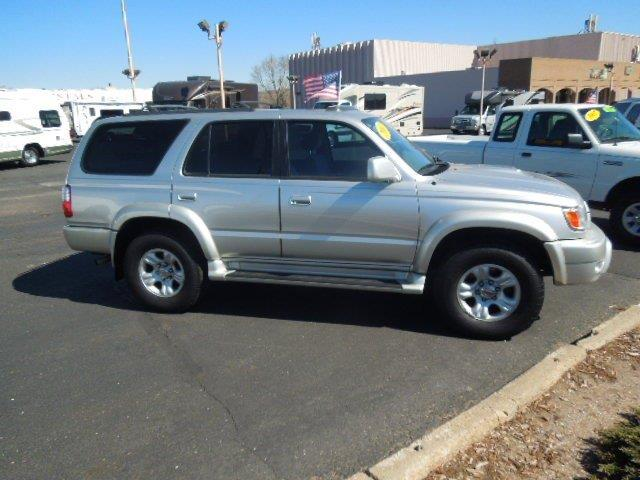 Used 2001 Toyota 4runner For Sale