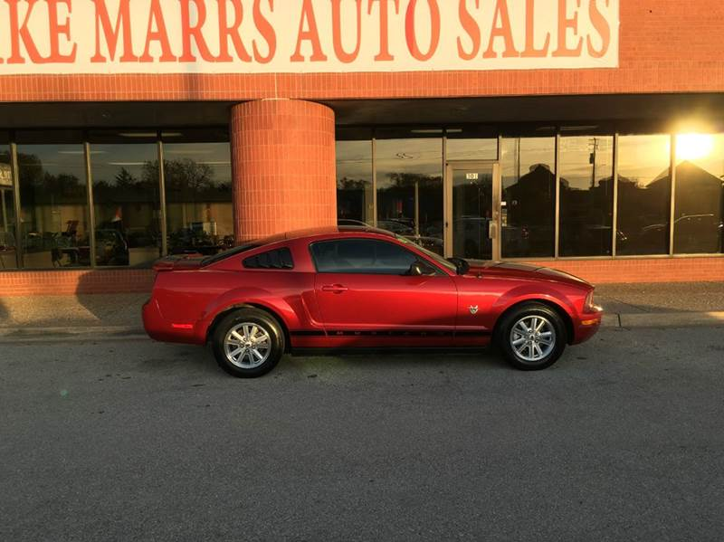 2009 Ford Mustang V6 Premium 2dr Coupe - Norman OK