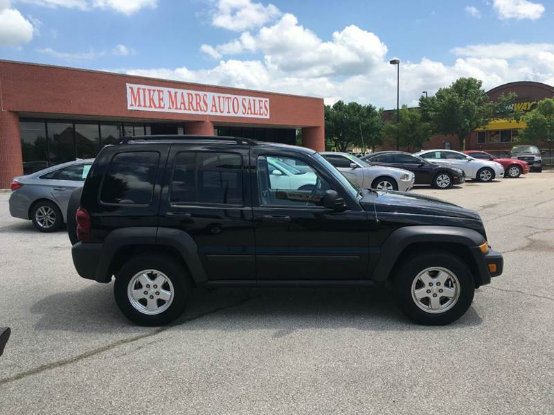 2007 Jeep Liberty Sport 4dr SUV - Norman OK