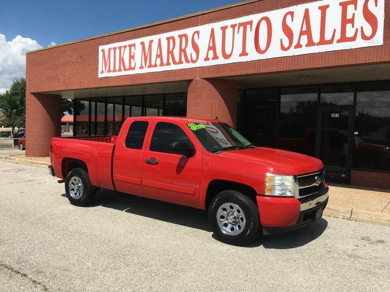 2008 Chevrolet Silverado 1500 2WD LT1 4dr Extended Cab 5.8 ft. SB - Norman OK
