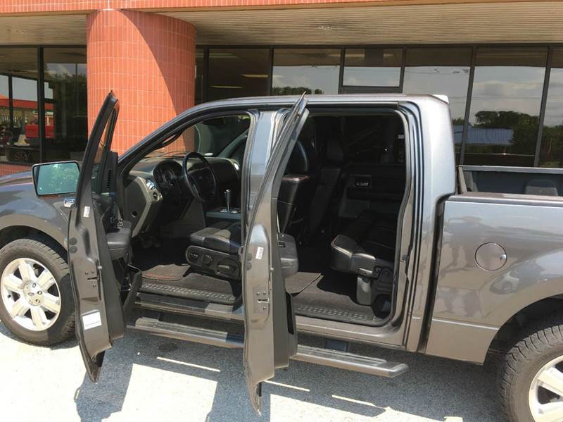 2007 Ford F-150 FX2 4dr SuperCrew Styleside 5.5 ft. SB - Norman OK