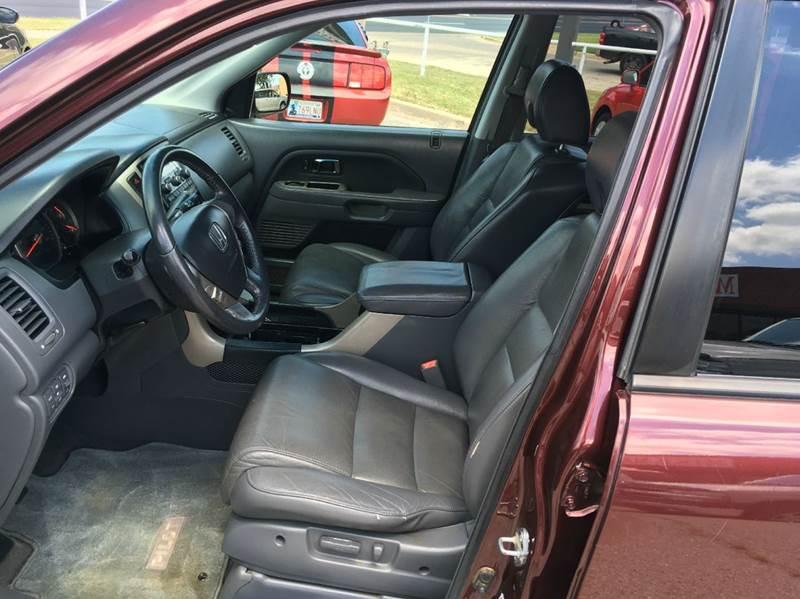 2007 Honda Pilot EX-L 4dr SUV 4WD - Norman OK