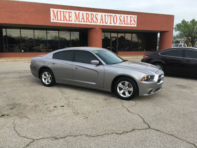 2011 Dodge Charger SE 4dr Sedan - Norman OK