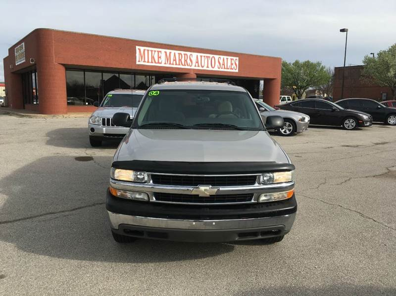 2004 Chevrolet Tahoe LS 4dr SUV - Norman OK