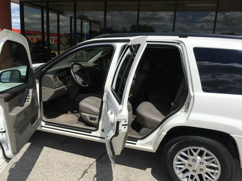 2004 Jeep Grand Cherokee Limited 4WD 4dr SUV - Norman OK