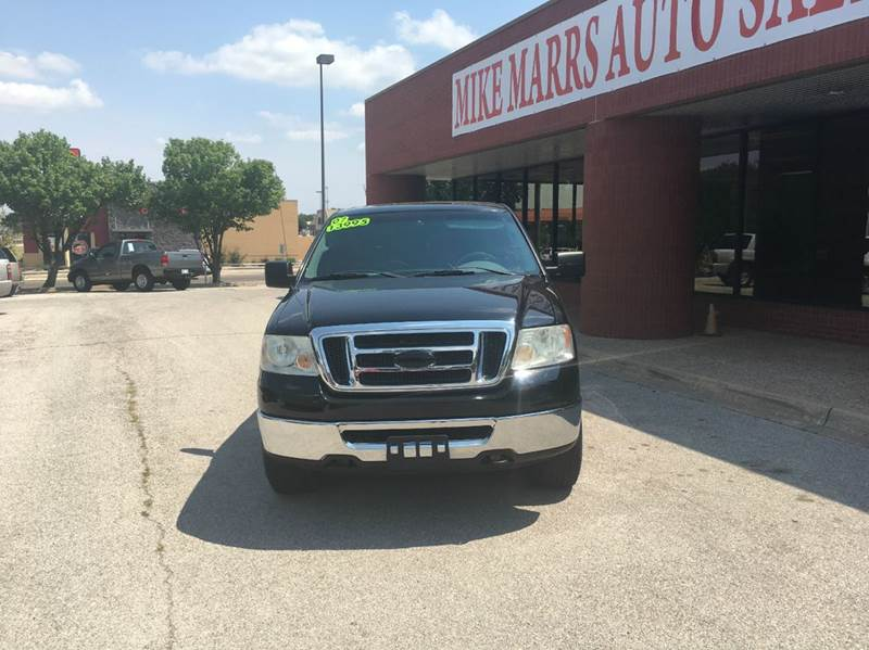 2007 Ford F-150 XLT 4dr SuperCrew 4WD Styleside 5.5 ft. SB - Norman OK