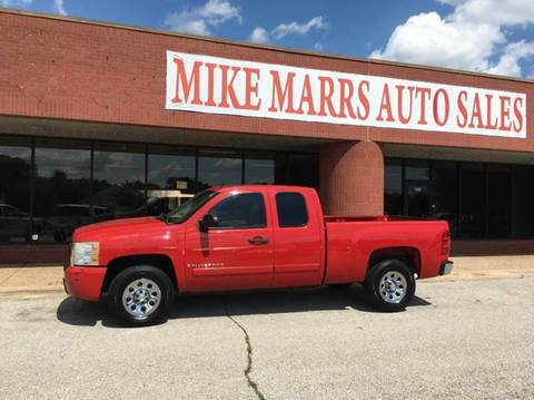 2008 Chevrolet Silverado 1500 for sale in Norman, OK