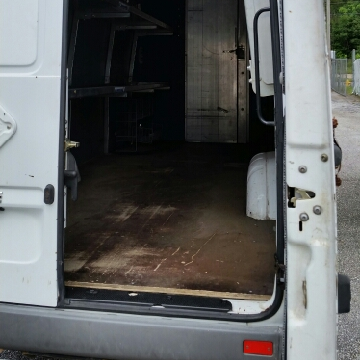2005 Dodge Sprinter Cargo For Sale In Mobile AL
