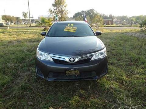2014 Toyota Camry For Sale In Houston Tx