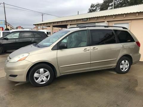 2009 Toyota Sienna For Sale In Houston TX
