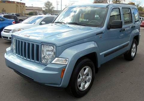 2012 Jeep Liberty for sale in Oneida, TN