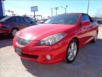 2005 Toyota Camry Solara for sale in Houston, TX