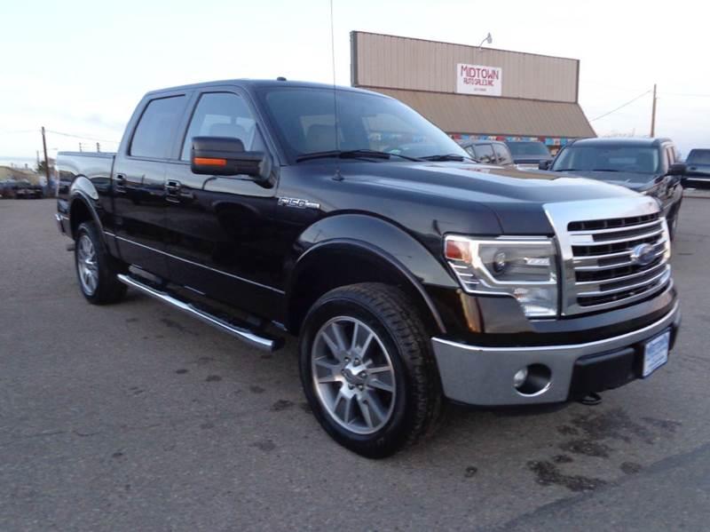 Midtown auto sales autos post for Warren midtown motors ford