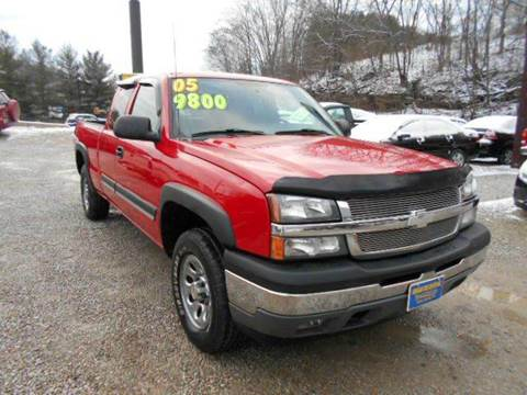 2005 Chevrolet Silverado 1500 for sale in West Liberty, KY