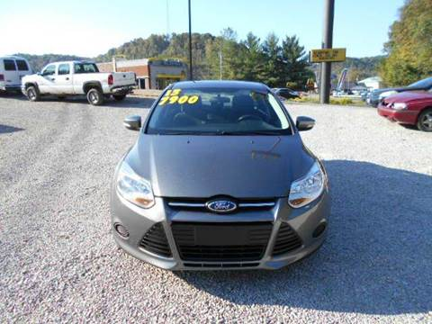 2013 Ford Focus for sale in West Liberty, KY