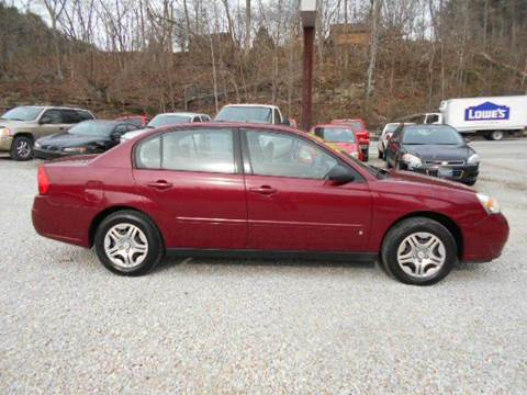2007 Chevrolet Malibu for sale in West Liberty, KY