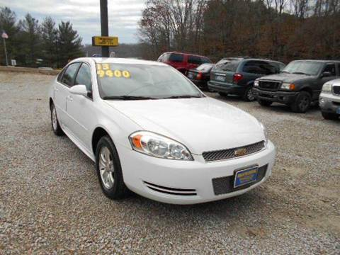 2013 Chevrolet Impala for sale in West Liberty, KY