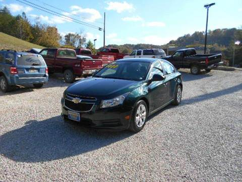 2014 Chevrolet Cruze for sale in West Liberty, KY