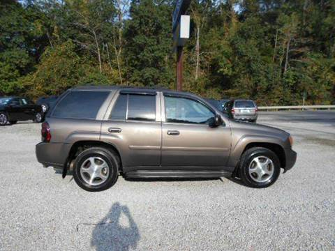 2008 Chevrolet TrailBlazer for sale in West Liberty, KY