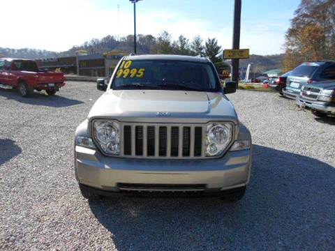 2010 Jeep Liberty for sale in West Liberty, KY
