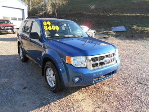 2008 Ford Escape for sale in West Liberty, KY