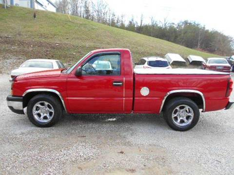 2007 Chevrolet Silverado 1500 Classic for sale in West Liberty, KY