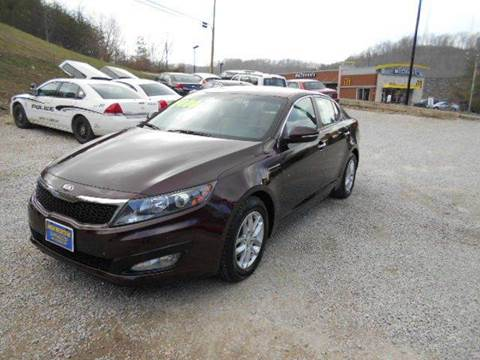 2013 Kia Optima for sale in West Liberty, KY