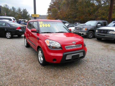 2011 Kia Soul for sale in West Liberty, KY