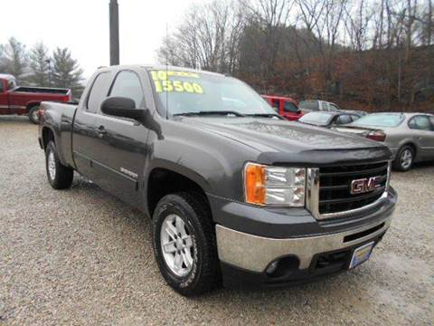 2010 GMC Sierra 1500 for sale in West Liberty, KY