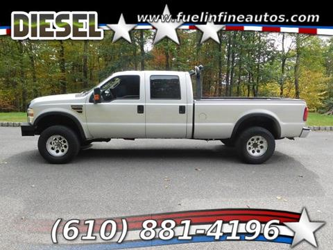 2008 Ford F-250 Super Duty for sale in Pen Argyl, PA